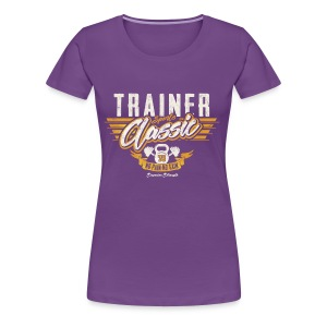 sport Shirt Design - Women's Premium T-Shirt