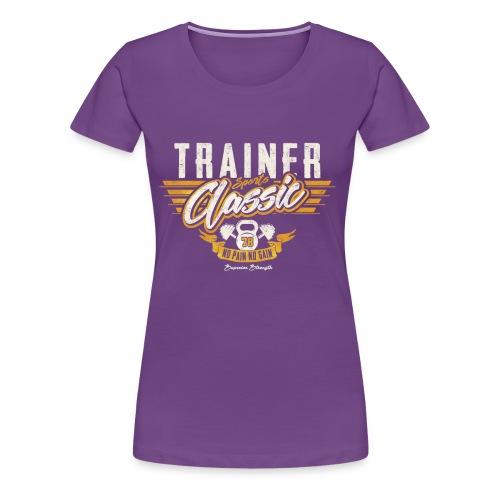 sport Shirt Design - Women's Premium T-Shirt