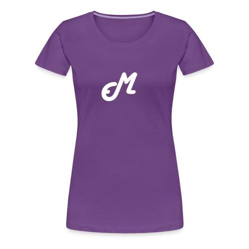 Miles - Design - Women's Premium T-Shirt