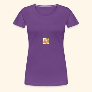 OrangeJuice - Women's Premium T-Shirt