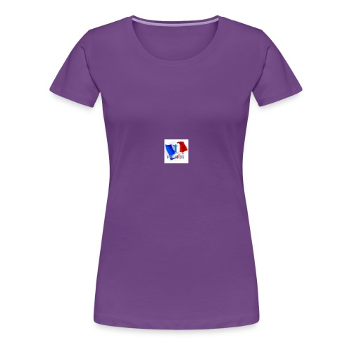 PARIS! - Women's Premium T-Shirt