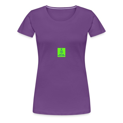 Pickle Army - Women's Premium T-Shirt