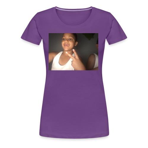 Adonis Rivera - Women's Premium T-Shirt