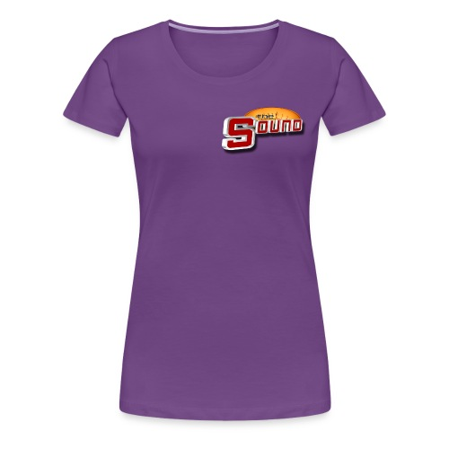 The Sound - Women's Premium T-Shirt