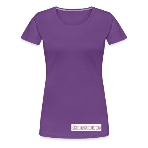 SKotts Boutique - Women's Premium T-Shirt