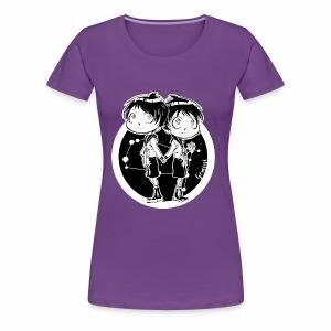 Gemini Original Zodiac Sign - Women's Premium T-Shirt