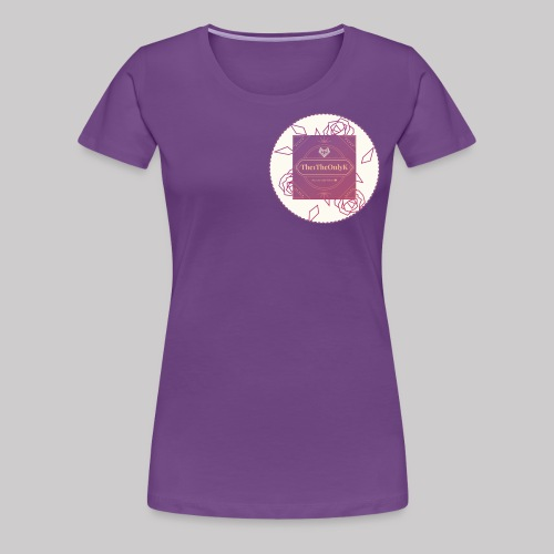 The1TheOnlyK: Creator - Women's Premium T-Shirt