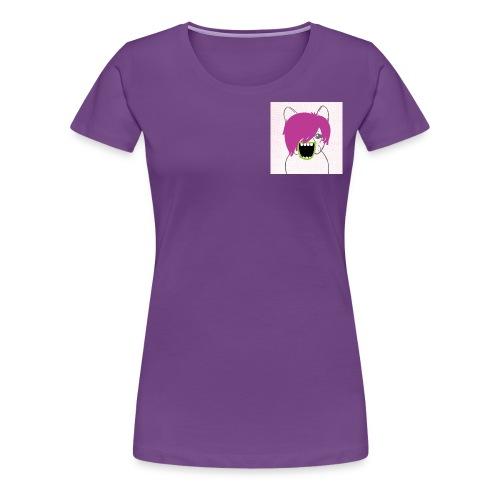 Pop Star Pug - Women's Premium T-Shirt