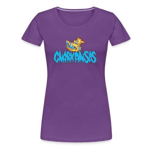 Gnarkansas Unnatural Pig - Women's Premium T-Shirt