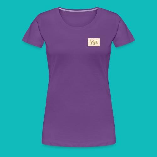 Volé Apparel - Women's Premium T-Shirt
