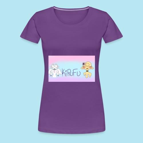 First - Women's Premium T-Shirt