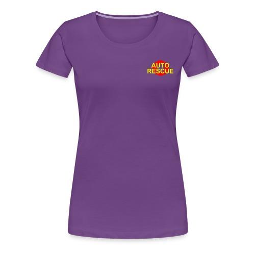 AR Logo - Women's Premium T-Shirt