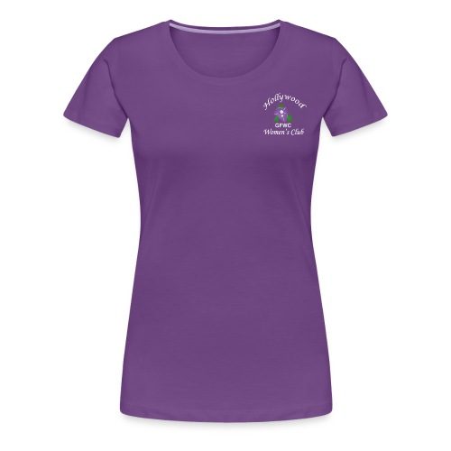 HWC Scoop Neck Women's Tee - Women's Premium T-Shirt
