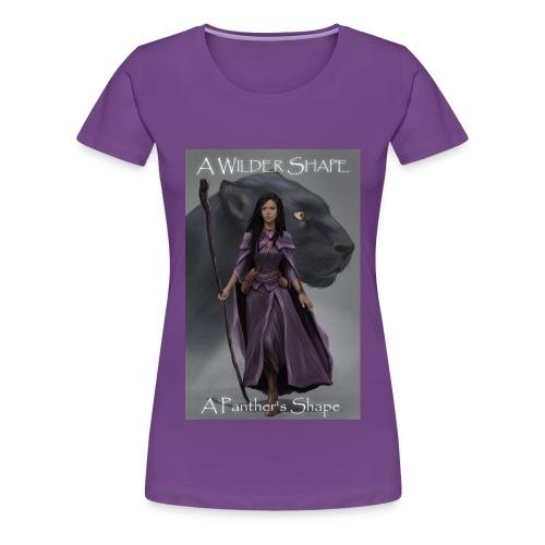 A Wilder Shape - Women's Premium T-Shirt