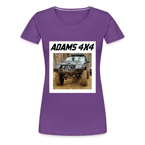 Adams4x4_Tshirt_1 - Women's Premium T-Shirt