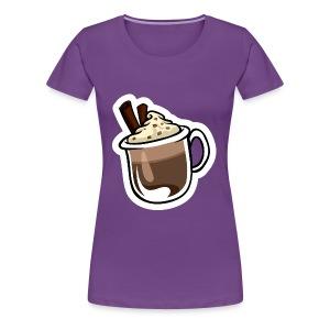 Hot Chocolate - Women's Premium T-Shirt