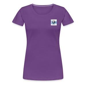 Frosty Logo - Women's Premium T-Shirt