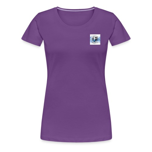 Frosty Logo - Women's Premium T-Shirt