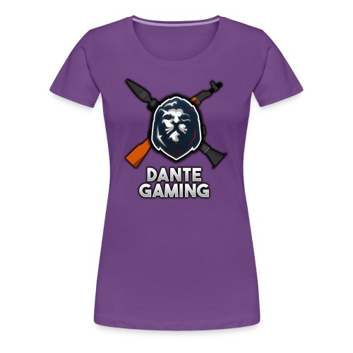 Dante Merch - Women's Premium T-Shirt