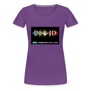 DJ JD - Women's Premium T-Shirt