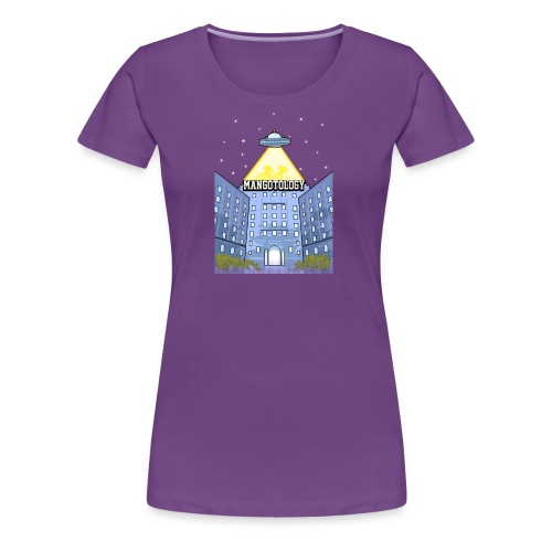 Mangotology - Women's Premium T-Shirt