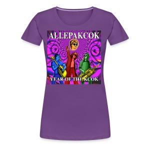 Year of the Kcok - Women's Premium T-Shirt