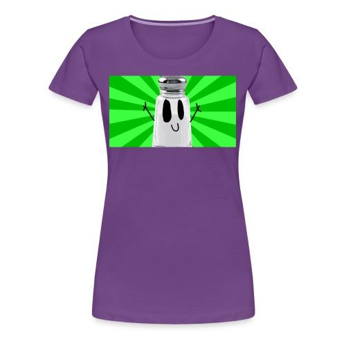 SaltShaker Productions 2018 limited edition merch - Women's Premium T-Shirt