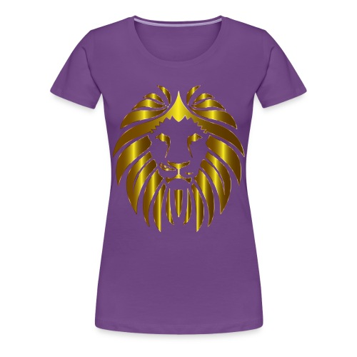 Lion United - Women's Premium T-Shirt