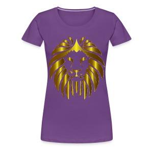 Lion United - Women's Premium T-Shirt