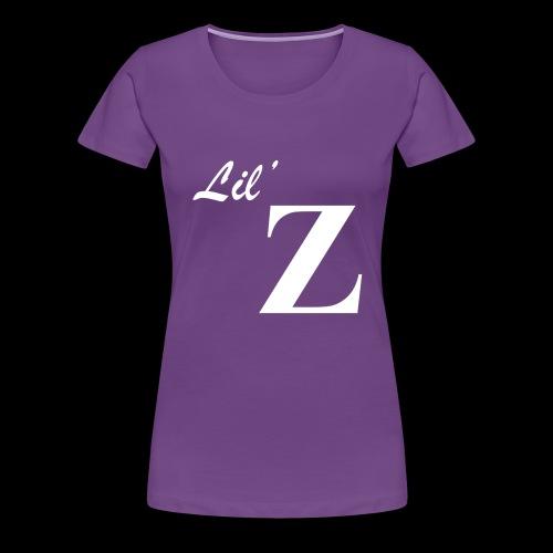 Lil Z Logo - Women's Premium T-Shirt