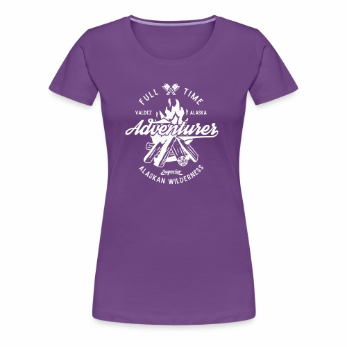 Superior - Alaska Adventure - Women's Premium T-Shirt