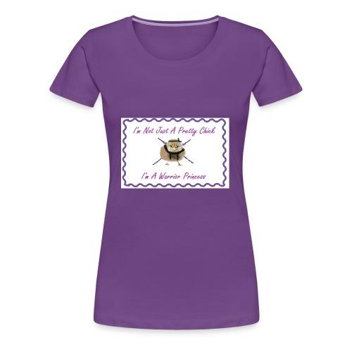 Autoimmune disease & Chronic illness Warrior - Women's Premium T-Shirt
