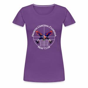 Ncfnc #1 - Women's Premium T-Shirt