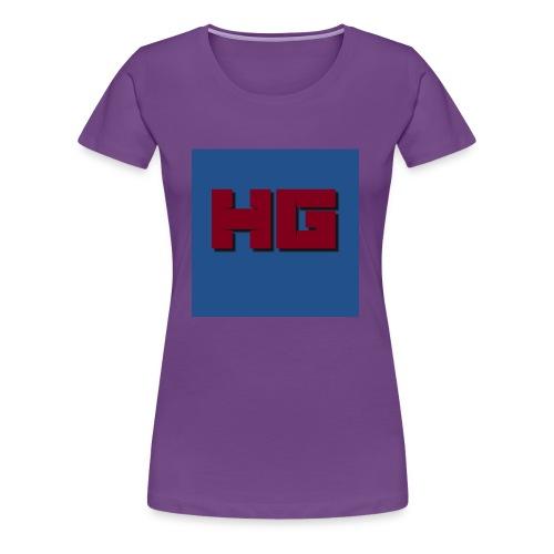 HansGamingMerch - Women's Premium T-Shirt