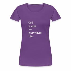 Inspiration - Women's Premium T-Shirt