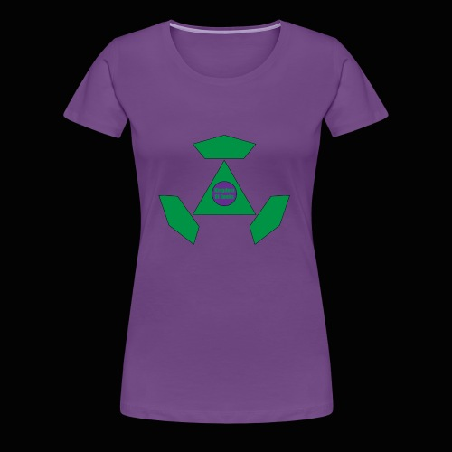 main channel logo - Women's Premium T-Shirt