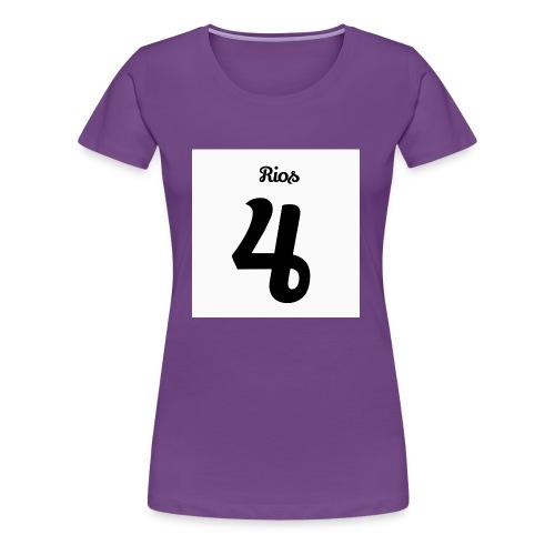 #bellariosfans - Women's Premium T-Shirt