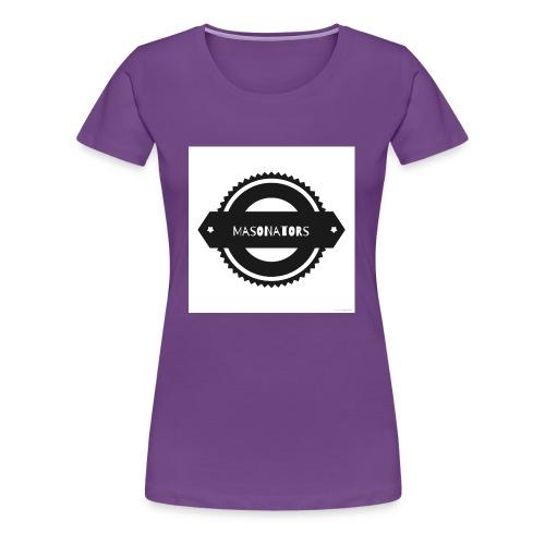 Gear logo - Women's Premium T-Shirt