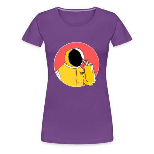 Pizza Folk - Women's Premium T-Shirt