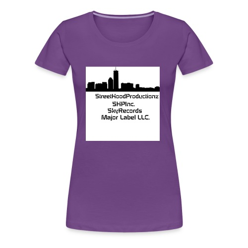 SHP Entertainment, Inc. LTD - Women's Premium T-Shirt