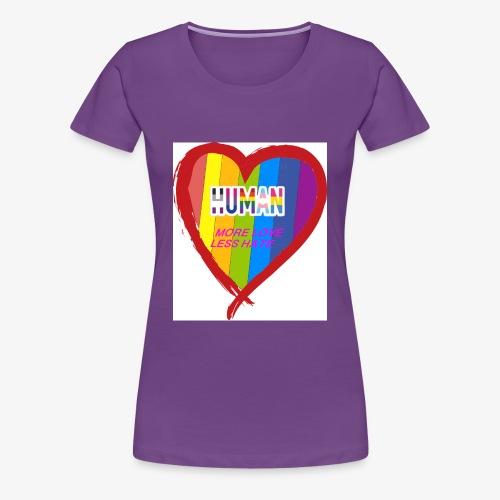 support - Women's Premium T-Shirt