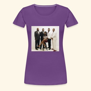 Sha Davis & The 1990's formal - Women's Premium T-Shirt