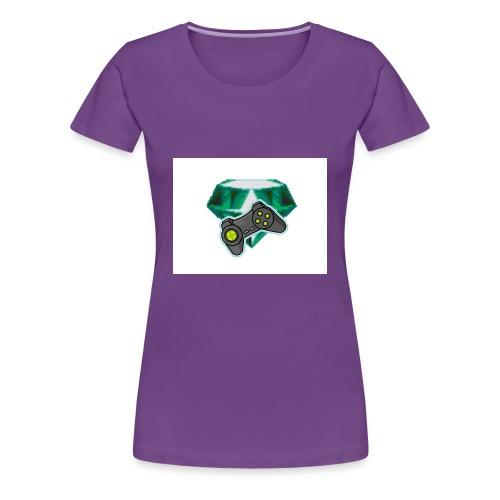 new logo merch - Women's Premium T-Shirt