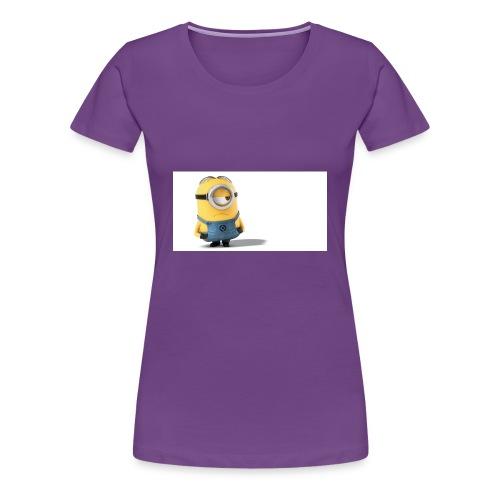 Minion baby - Women's Premium T-Shirt