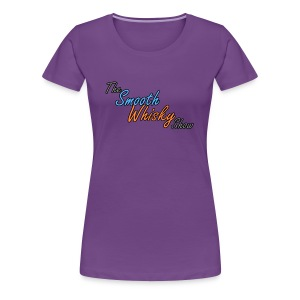 The Smooth Whisky Show - Women's Premium T-Shirt