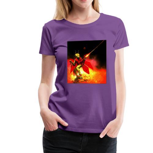 A Micronauts Repto - Women's Premium T-Shirt