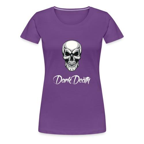 DarkDeath - Women's Premium T-Shirt