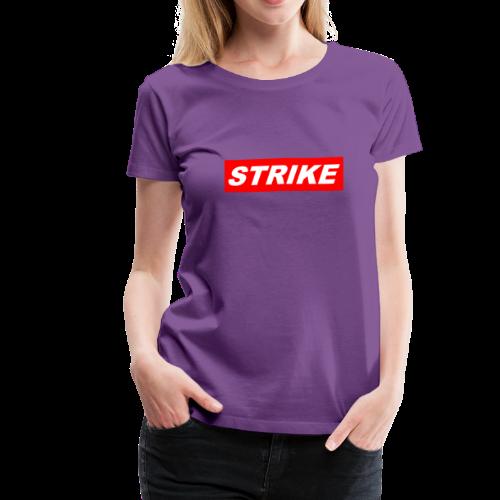 STRIKE CLASSIC - Women's Premium T-Shirt