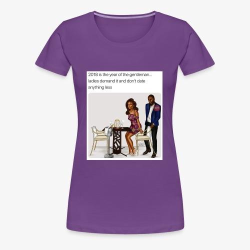 Classy lady - Women's Premium T-Shirt