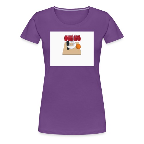 hoops - Women's Premium T-Shirt